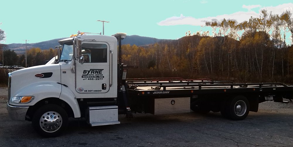 Byrne Auto | Towing - Roadside Assistance